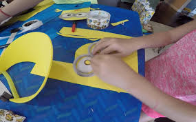 minions party ideas daily vlog minions party w arts and craft ideas for kids