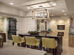 Hgtv Dining Room Ideas 14 Smart Design Ideas For Underused Basements Hgtv U0027s Decorating