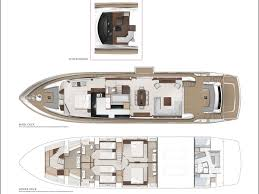 luxury yacht floor plans search boats for sale yachtworld com