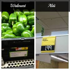 Talking Bathroom Scales Walmart by Aldi Vs Walmart Which One Is Really Less Expensive Than The