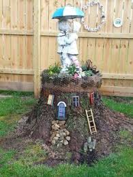 Pictures Of Tree Stump Decorating Ideas A Gorgeous Backyard Makeover With An Interior Designer U0027s Touch