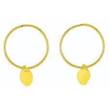 earring plasters 15mm sleeper heart earring earrings jewellery health