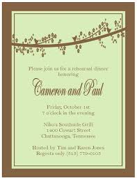 wedding rehearsal dinner invitations templates free 9 best southern invitations images on free stencils