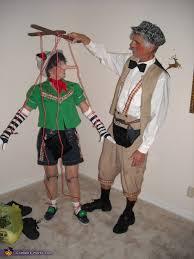 Pinocchio Halloween Costume 65 Coolest Couples Halloween Costumes