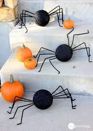 Easy Home Halloween Decorations Best 25 Halloween Spider Ideas On Pinterest Halloween Spider