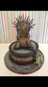 Chair Game Of Thrones Game Of Thrones Designer Cakes And Cupcakes Cakes And Cupcakes