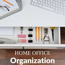 Home Office Organization Ideas Office Organization Ideas