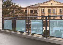 balcony railing with louver design used balcony steel grill