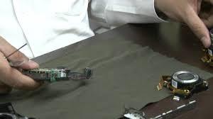 como reparar sony dsc w370 youtube