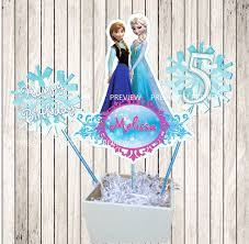 Personalized Party Decorations 21 Best Birthday Frozen Decorations Images On Pinterest Birthday