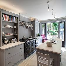 ideas for narrow kitchens 50 gorgeous gray kitchens that usher in trendy refinement