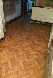 Herringbone Laminate Flooring Uk Karndean Knight Tile Lvt Colour Victorian Oak In The Herringbone