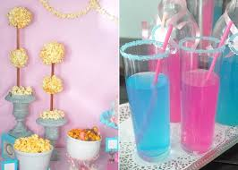 blue baby shower pink and blue baby shower guest feature celebrations at home