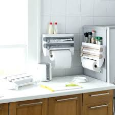over cabinet door towel bar kitchen cabinet towel bar photos gallery of kitchen towel holder for
