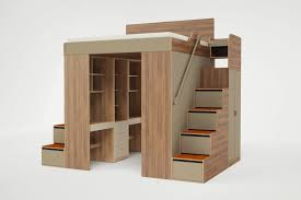 Free Patterns For Loft Beds by Clever Bed Designs With Integrated Storage For Max Efficiency