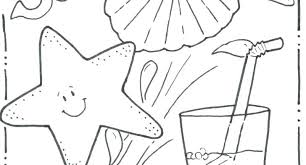 beach coloring pages preschool summer coloring pages unique summer coloring pages ideas on summer