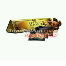 jual permen coklat saloco asli untuk kuat tahan lama pria titan