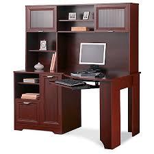 realspace magellan corner desk and hutch bundle magellan desk with hutch home furniture design kitchenagenda com