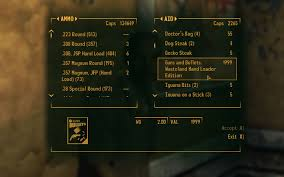 reloading bench improved at fallout new vegas mods and community