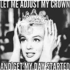 Birthday Memes For Women - waiting on my birthday like queen pinterest birthdays