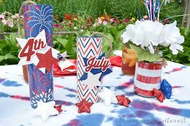 4th Of July Party Decorations Ad Simple 4th Of July Party Ideas Home Made Interest