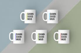 mugs mockups pack by bulbfish graphicriver