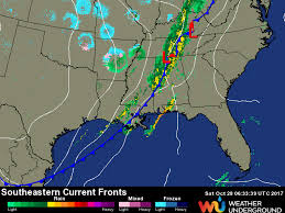weather fronts map florida weather cold fronts doppler radar fronts
