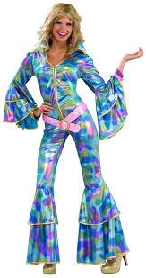 womens halloween costumes with pants 70 u0027s disco mama costume buycostumes com