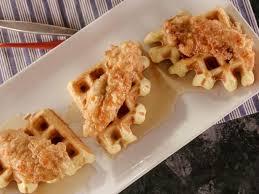buttermilk waffles with buttermilk fried chicken tenders recipe
