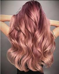 rose gold hair color guy tang rose gold hair unicornhair mermaidhair its a hair