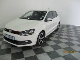 used vw polo 1 4tsi gti dsg for sale