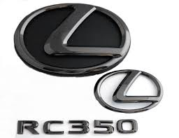 lexus rc f ebay black pearl emblem clublexus lexus forum discussion