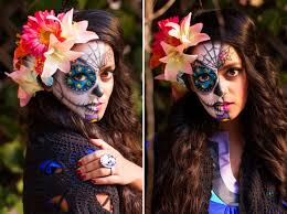 halloween spirit masks 28 creative diy halloween makeup ideas for 2017