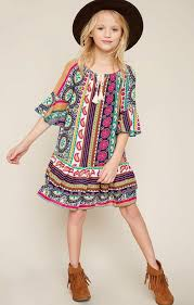tribal dress take me away tribal dress grey boutique