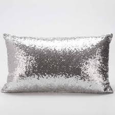 online get cheap silver throw pillows aliexpress com alibaba group
