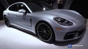 2007 Porsche Panamera 2017 Porsche Panamera 4s Exclusive Exterior Interior Walkaround