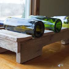 wood wine rack wood wine box wine from bydadanddaughter for