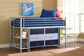 Bunk Bed With Desk And Drawers Bunk Desk Bed Combo Bed Desk Combo With Bunk Beds Also