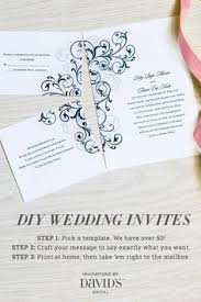 design your own wedding invitations this gorgeous vintage iron wedding invitation is so easy to create