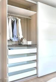 drawer for clothes how to create the perfect walk in wardrobe