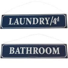 bathroom signs vintage bathroom design ideas 2017
