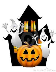 pictures of cartoon haunted houses scary haunted house clipart clipartxtras