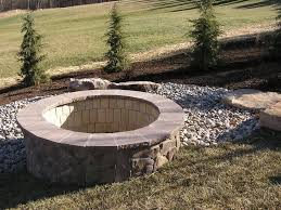 Diy Backyard Fire Pit Ideas Outdoor Fire Pit Designs U2014 Unique Hardscape Design