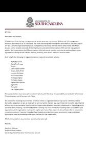 Sorority Recruitment Resume Total Frat Move South Carolina Halts Rush For 13 Fraternities