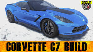 2014 corvette stingray z51 top speed corvette c7 stingray customization top speed the crew