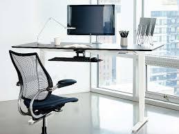 office furniture standing desk adjustable stylish modern standing desk greenville home trend the benefit