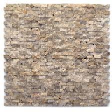 wall ideas home depot stone wall blocks sliced natural pebble