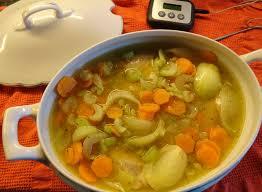 cuisiner un pot au feu pot au feu de volaille cuisson basse température