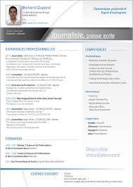 curriculum vitae exles journaliste francaise kidnapee modèle cv journaliste exemple cv original