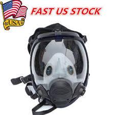 Masker Gas 3m gas mask ebay